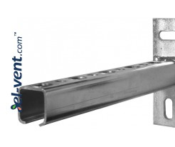Cantilever support arms for ductwork AKT