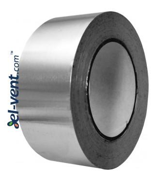 Adhesive tape (aluminium foil) AL50-50-350, 5cmx50m, 350 °C