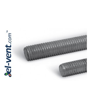 Threaded rod SST10/2, Ø10 mm, L=2.0 m