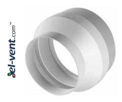 Duct reducer ROK, Ø100-120 mm