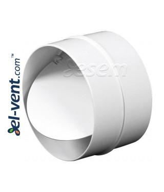 Пластиковый обратный клапан EKO-22, Ø100-125-150 мм