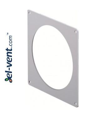 Wall duct adapter EKO150-27, Ø150 mm