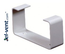Pipe hanger EKO120-28, 60x120 mm