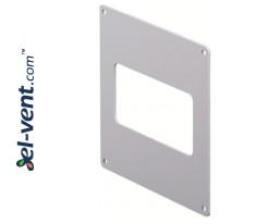 Sieninė jungtis ortakiui EKO75-27, 75x150 mm