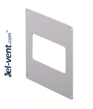 Wall duct adapter EKO75-27, 75x150 mm