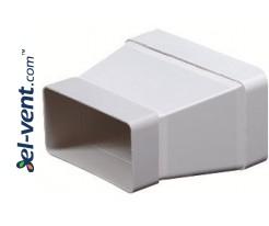 Редуктор EKO75-29, 75x150/55x110 мм