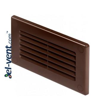 Ventilation grille EKO75-30BR, 75x150 mm