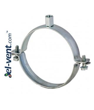 Pipe clamp (galvanised) EOL200, Ø200 mm
