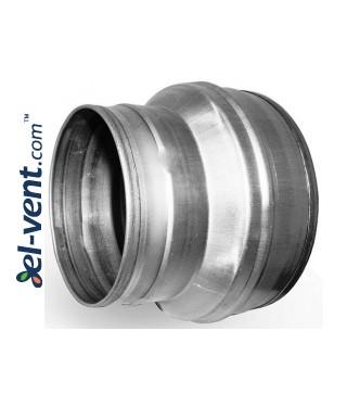 Pipe reducer ER150/100, Ø150-100 mm