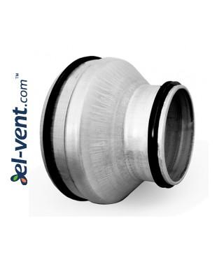Duct reducer ERG315/160, Ø315-160 mm
