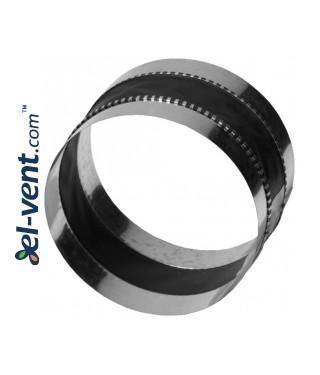 External flexible coupling EMOL100 Ø100 mm
