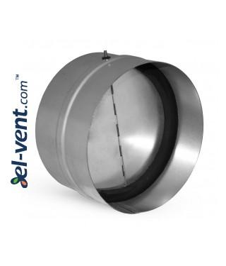 Backflow valve EAV400, Ø400 mm