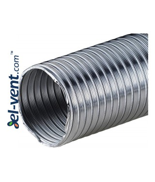 Flexible duct AF33, Ø120 mm, 1.5 m, 0.1 mm