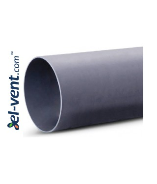 Plastic ducts PO, L=5 m