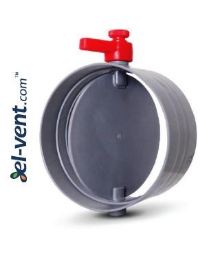 Воздушные клапаны для пластиковых каналов POR