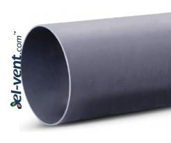 Пластиковые воздуховоды PO, L=5 м