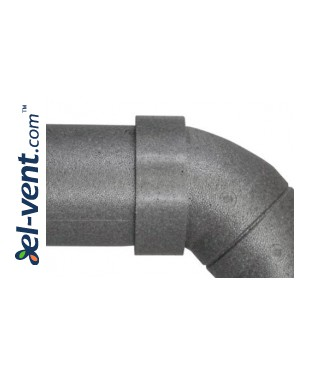 Expanded polypropylene coupling EPP180, Ø180 mm, 1