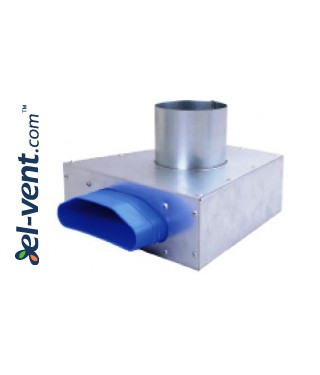 Air distributor for HDPE system Type PB