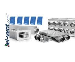 Система воздуховодов HDPE