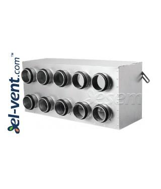 Распределители воздуха для вентиляционной системы OSG90