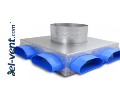 Распределители воздуха для вентиляционной системы OSPA