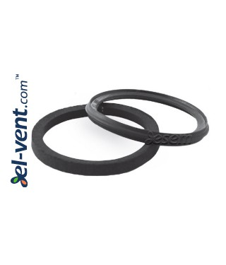 Rubber gaskets for HDPE ducts GTO90, Ø90 mm