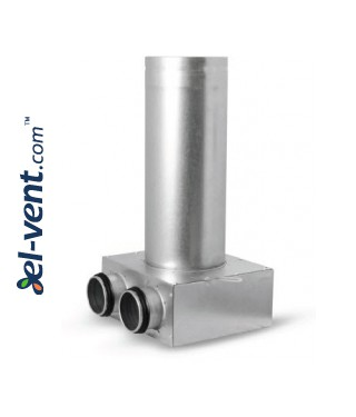 Air distributor for HDPE system Type B