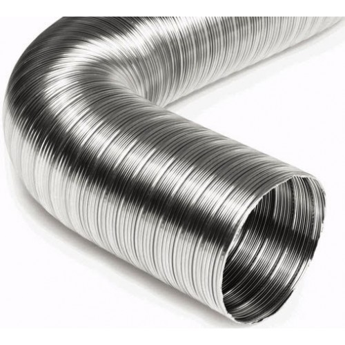 Stainless steel flexible duct nf el vent ™