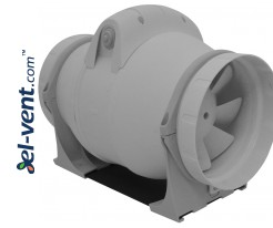 Kanalinis ventiliatorius DVPP160, Ø160 mm