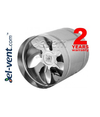 Axial duct fans WK ≤915 m³/h