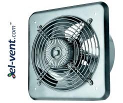 Axial fan WOC320, Ø320 mm