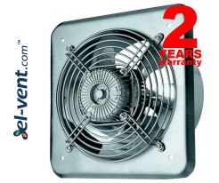 Ašiniai ventiliatoriai WOC ≤1520 m³/h