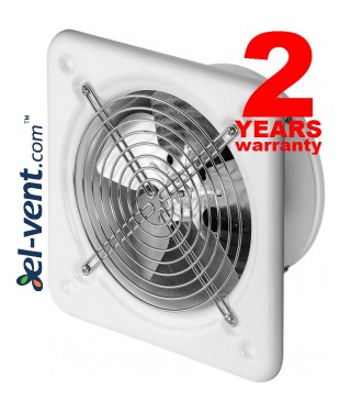 Ašiniai ventiliatoriai WO ≤1025 m³/h