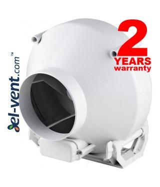 Duct fan WP125, Ø125 mm
