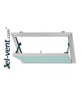 AluNova 2 x 12.5 mm - ceiling installation