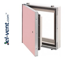 Fire rated access panels