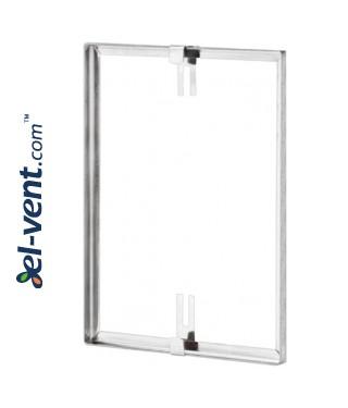 V2A - stainless steel tile frames