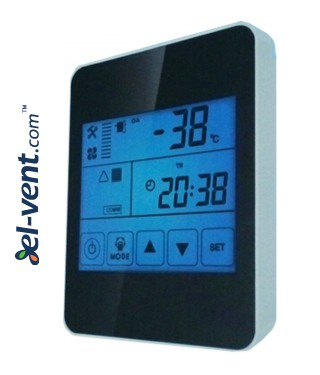 LCD control panel ERGO350