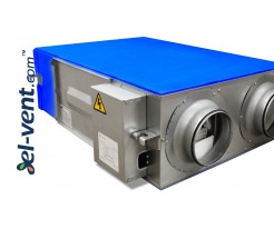 Heat and energy recovery unit ERGO1000