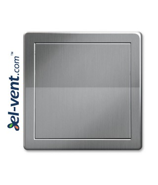 Access panel, silver colour EDT13SR, 200x300 mm