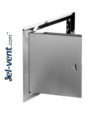 Stainless steel access panel 150x300 mm DMN53 - image