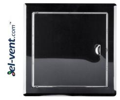 Stainless steel access panel 220x270 mm DMN57