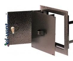 Access panel for chimney 150x250 mm DMW79AN