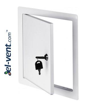 Metal access panel 150x300 mm DMZ84