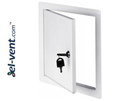 Metal access panel 250x500 mm DMZ97