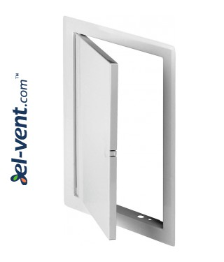 Metal access panel DM82, 150x150 mm