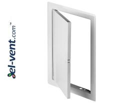 Metal access panel 200x200 mm DM85