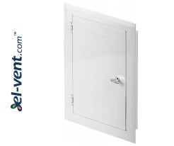 Metal access panel 070x140 mm DM80