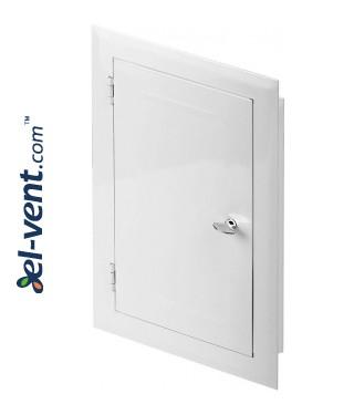 Metal access panel 70x140 mm DM80