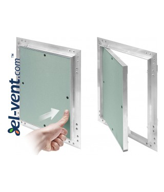 Access hatch reinforced KRAL7, 250x330 mm
